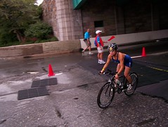 2141 Hillary Benjamin 101B2611.JPG (smith_cl9) Tags: street new york city nyc summer two usa ny west k bike bicycle mi race speed swim circle one coast boat championship traffic time 10 muscular manhattan side sunday 15 august run basin foundation upper national cycle barefoot miles 40 olympic athletes transition distance endurance triathlon meters 1500 caf trial 62 km accenture uws guru nautica individual 79th challenged accelerate 2011 kilometers cyclism evolo paratriathlon gurubikes