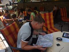 St Anton mat och kartplanering 1324 meter (salgo1960) Tags: geotagged tirol johan aut österrike stantonamarlberg nasserein geo:lat=4713394524 geo:lon=1028064422