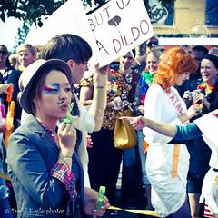 Gay Pride (DavidEagle) Tags: gay 35mm asian iceland pride but nikkor dildo f20 reykjavk