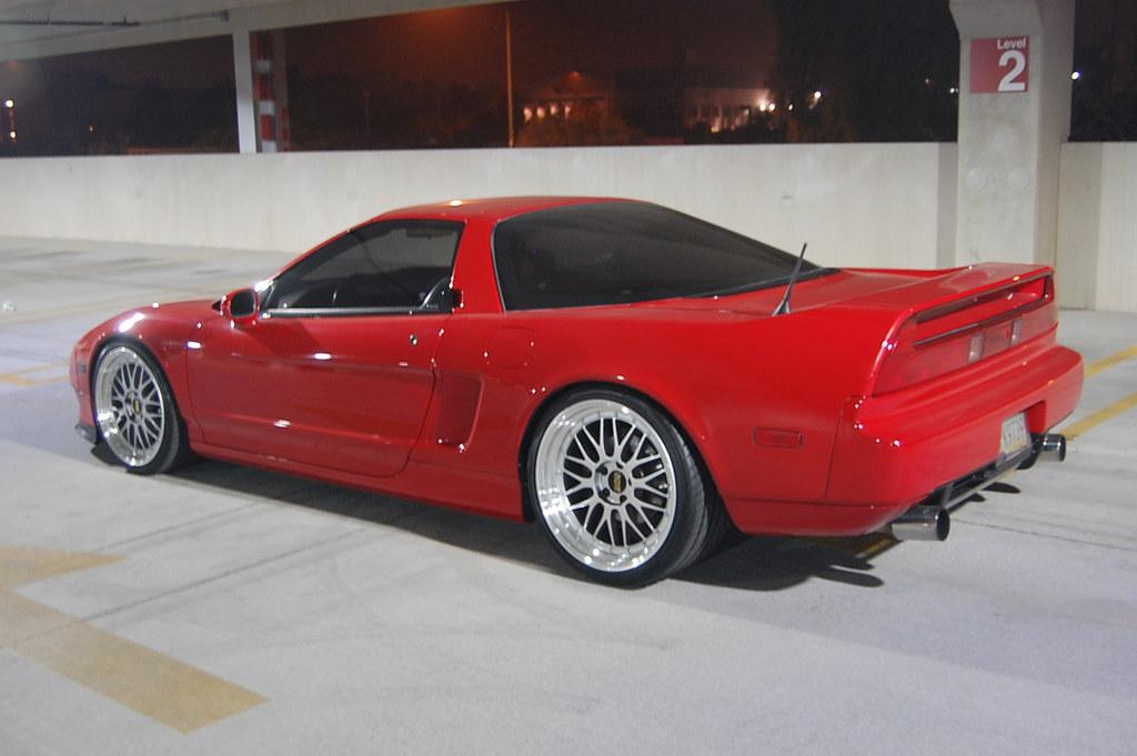 My 1995 Acura NSX on BBS LM's - AcuraZine - Acura ...