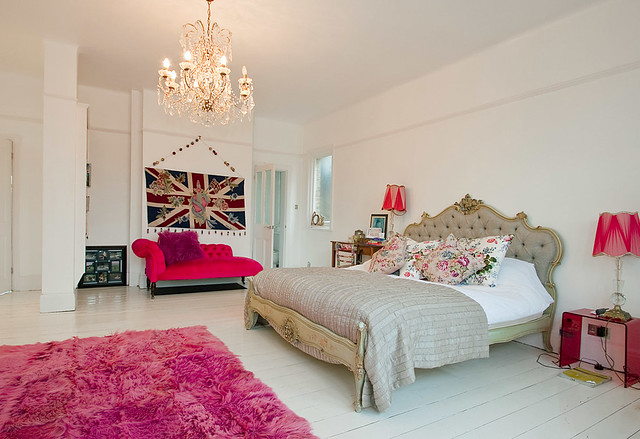 Bedroom / Union Jack