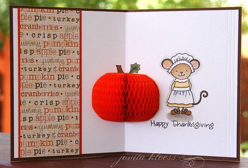 Harvest Mouse HoneyPOP