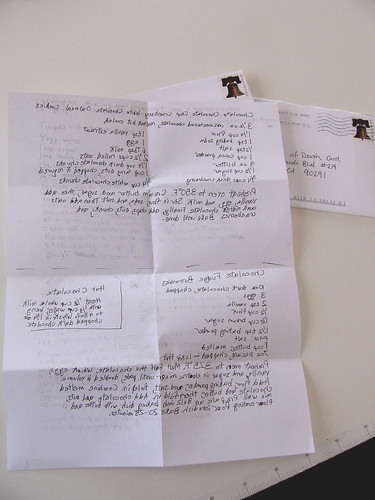 recipe machineofdeath mailinprogram