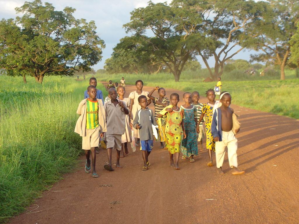 Enfants Nord Togo