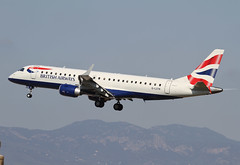 G-LCYK BRITISH AIRWAYS EMB190 (john smitherman-http://canaviaaviationphotography.) Tags: palma baw lepa glcyk