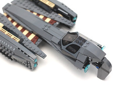 Review: 8095 General Grievous' Starfighter