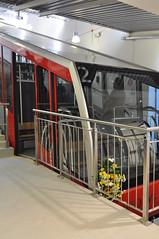Jungfernfahrt Sommerbergbahn