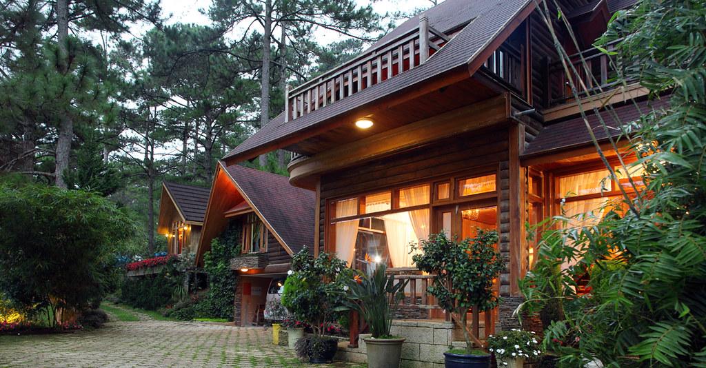 TranDucHomes timber wooden house du an nha go Da Lat 3
