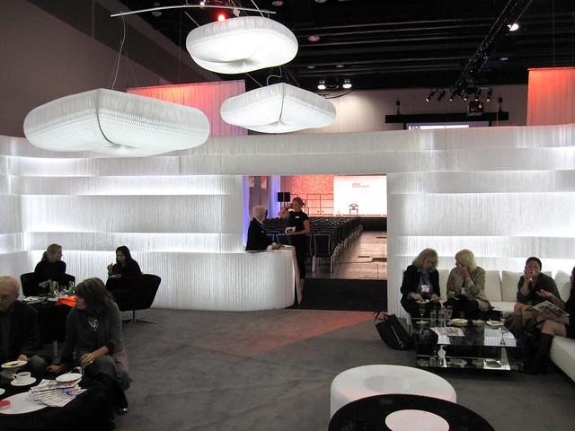 Audi VIP lounge