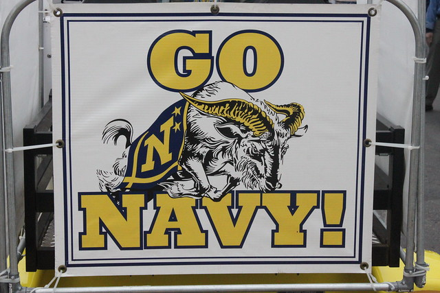Facts about the Navy Midshipmen football team