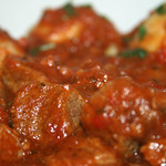37 - Italienischer Gulasch / Goulash italian style - CloseUp thumbnail
