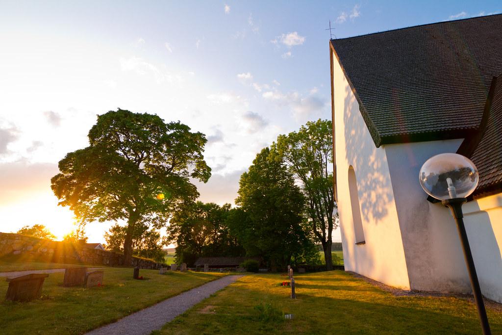 C02179 Härkeberga kyrka