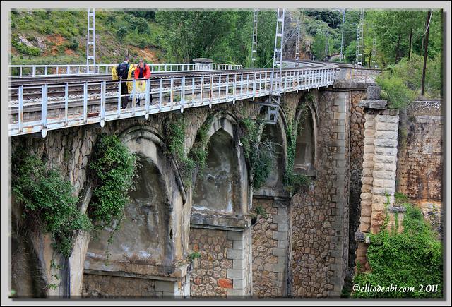 Puente de la vía (Pancorbo) 4