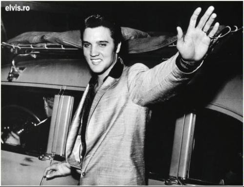 Elvis leaving