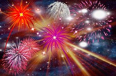 ~ ♥ ~ 4th of July & Dazzling Fireworks Celebrations