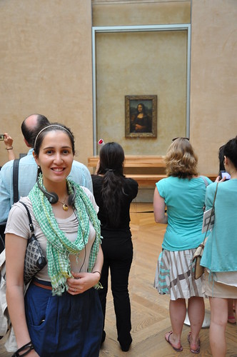A Gap in Front of the Mona Lisa