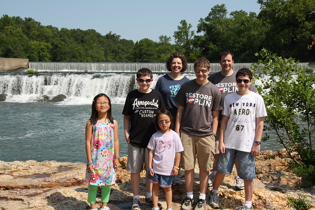 At the Falls in Joplin