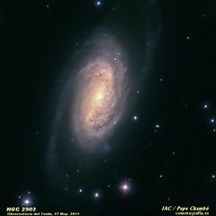 Galaxia NGC 2903