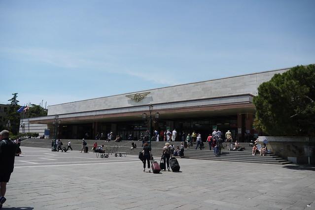 Stazione di Venezia Santa Lucia站