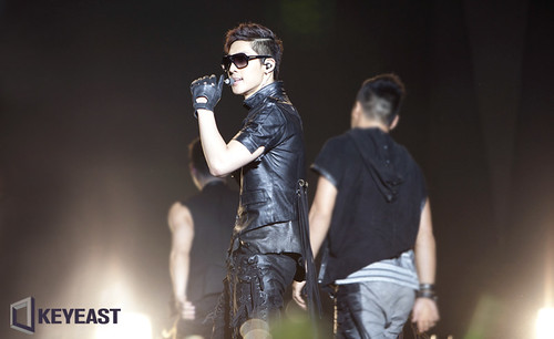 Kim Hyun Joong Break Down Offical Photos from KEYEAST