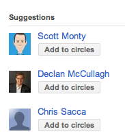 Suggestions: Scott, Declan, Chris