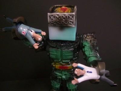 Wombat Junker V, Atomic Head ver.