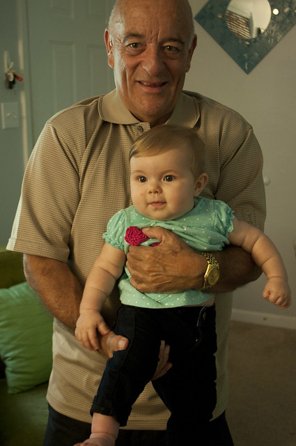 Grandpa and Adelaide