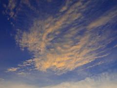 PhoTones Works #453 (TAKUMA KIMURA) Tags: sunset sky orange clouds evening twilight   nokton kimura    madder  takuma     epl2 photones