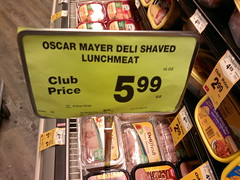 Shaved Lunchmeat?