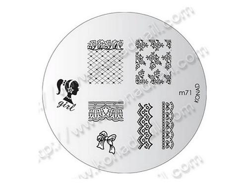 Konad - image plate m71