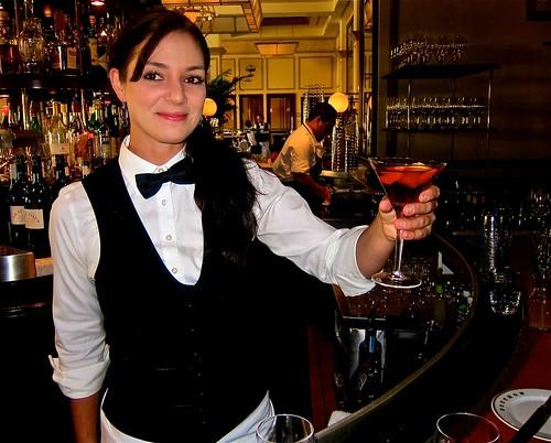 Bouchon bartender