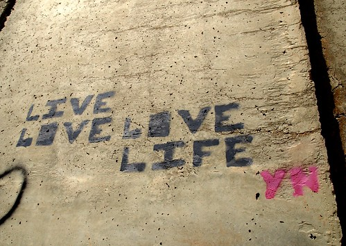 Muro Israel - Live love life