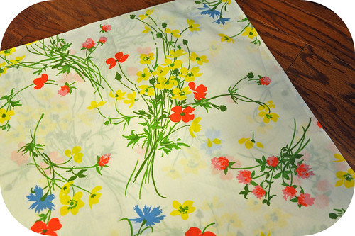 Vintage Pillow Case