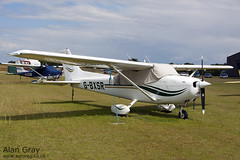 G-BXSR - REIMS-CESSNA F.172N - 110709 - Fowlmere - Alan Gray - IMG_5877