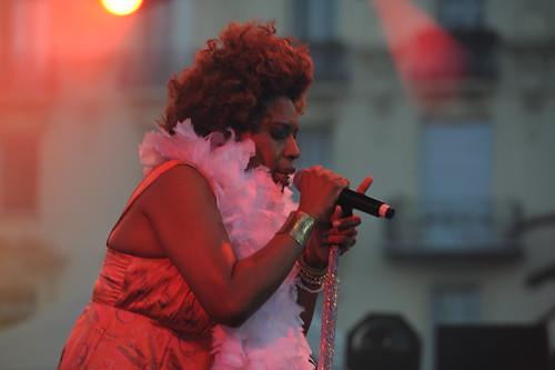 Macy Gray In Nice Jazz Festival By McYavell - 110711 (8)