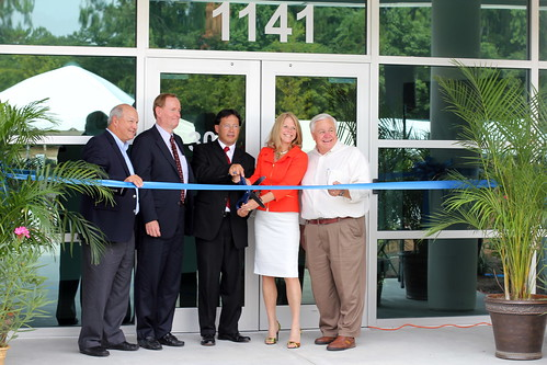 SAIC Ribbon Cutting