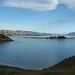 Peninsula onde existe uma colonia de albatroses