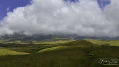 The never ending walk (Jamal Rahman) Tags: cloud savanna rinjani sembalunlawang