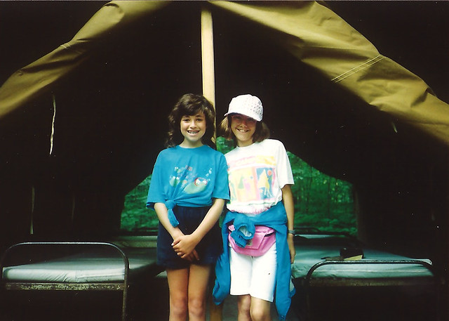 girls scout camp