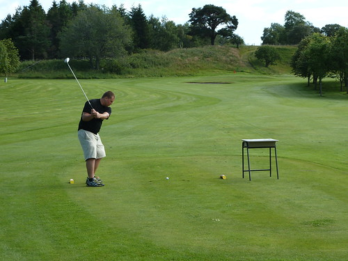 Golf at Grantown on Spey
