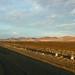 A caminho das famosas dunas