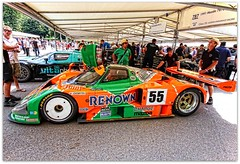 "1991 Mazda 787B Group C  ""Winner 1991 Le Mans "" Goodwood Festival of Speed 2011 (Antsphoto) Tags: uk classic car japan sussex britain historic fos hdr motorracing goodwood carshow sportscar motorsport racingcar chichester autosport motorcar sigma1020mm 2011 hstoric goodwoodfestivalofspeed groupc goodwoodhouse canoneos40d antsphoto topazadjust 1991mazda787b anthonyfosh goodwoodfestivalofspeed2011 gooodwoodhouse winner1991lemans"