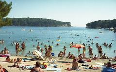 (.kopriva.) Tags: summer film beach analog campus kodak analogue yashica adriatic jadran croatioa lošinj čikat ivanacunja