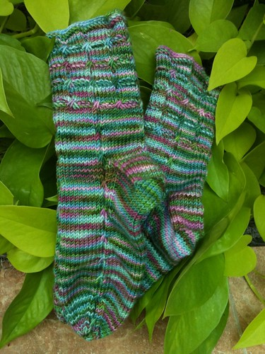 Mini Slip Jig Socks