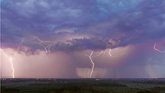 Thunderstorms (Alesandro Simic) Tags: longexposure storm beautiful clouds amazing dangerous nikon serbia thunderstorm lightning belgrade thunder breathtaking stormchasers d5000