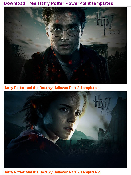 Free harry potter the deathly hallows part 2 wallpapers and httpdvd ppt slideshowbloes download free harry potter toneelgroepblik Gallery