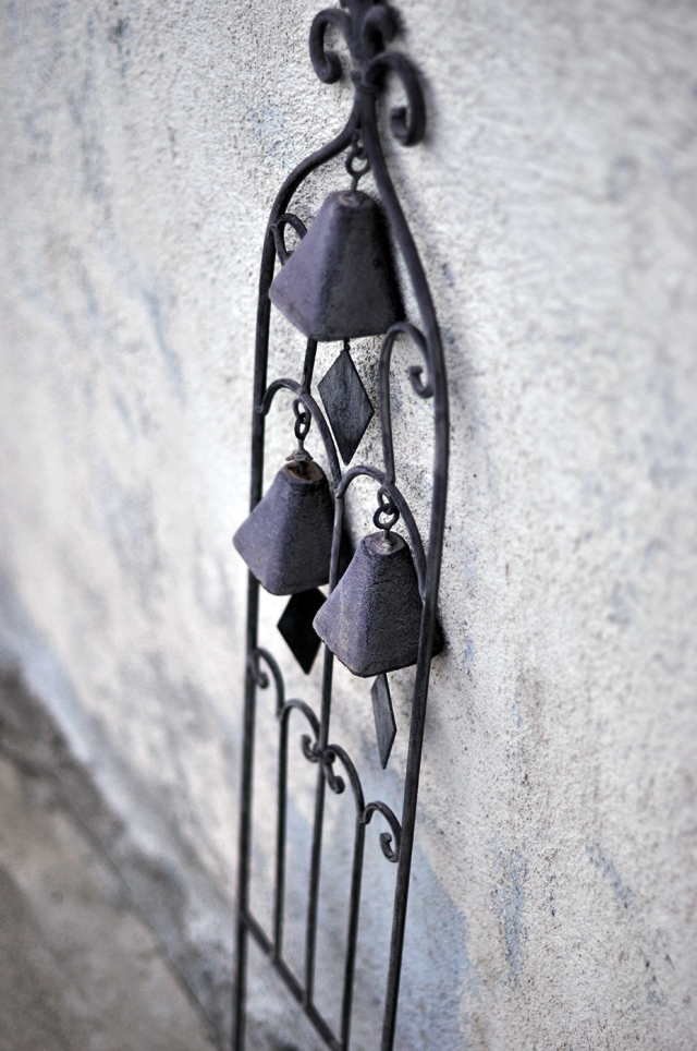 bells, outdoor decor