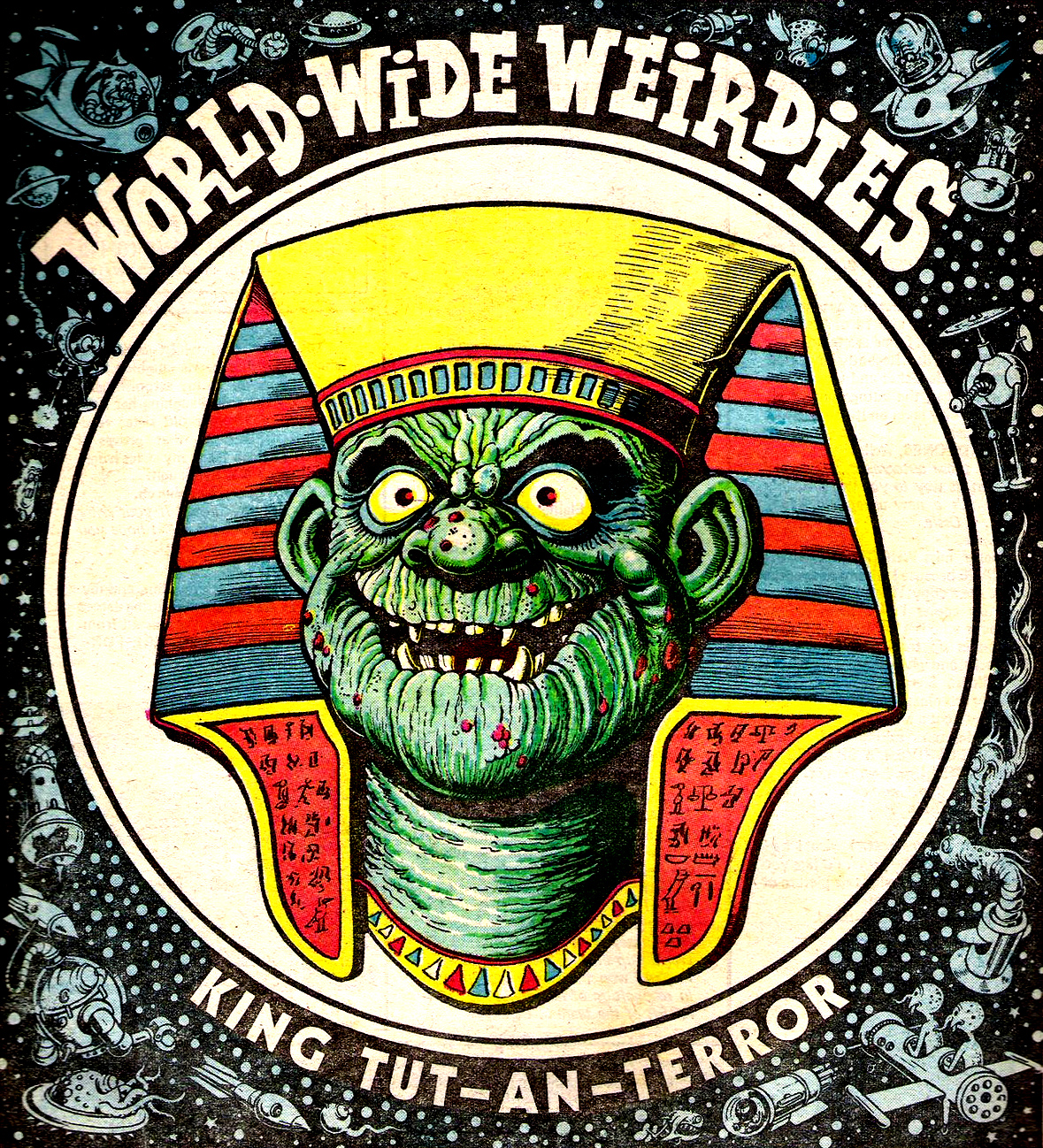 Ken Reid - World Wide Weirdies 70