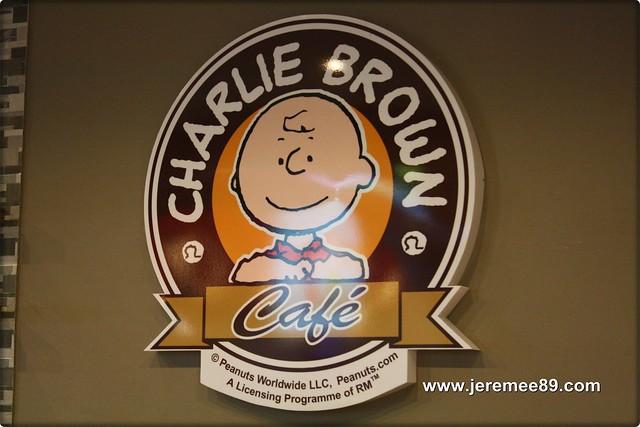 Charlie Brown @ Straits Quay - Logo 1