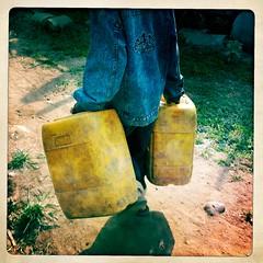 No running water - Jinka Ethiopia (Hipstamatic) (Eric Lafforgue) Tags: culture tribal tribes tradition tribe ethnic tribo iphone ethnology tribu thiopien etiopia 1851 applei ethiopie etiopa  etiopija ethnie ethiopi  etiopien etipia  etiyopya          hipstamatic
